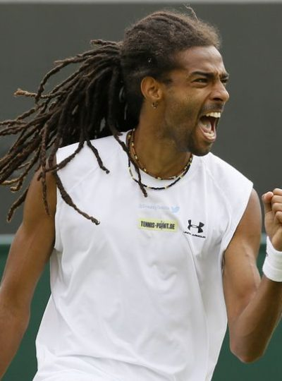 Tennis player Dustin Brown dating, girlfriend, married, wife, wiki, net worth