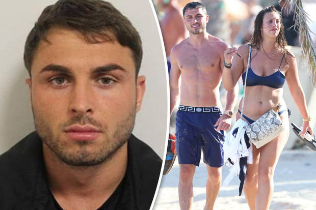 Acid attacker Arthur Collins dating, girlfriend, married, bio, daughter
