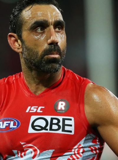 Adam Goodes : bio, family, wife, networth, parets, ethnicity, height