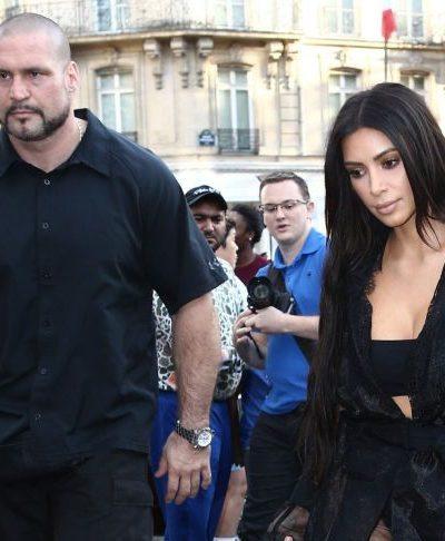 Pascal Duvier, Kim Kardashian bodyguard