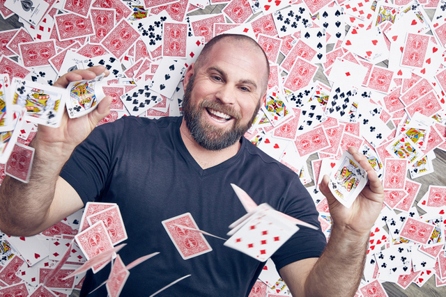 Jon Dorenbos wife, baby, net worth, bio, age, height, parents