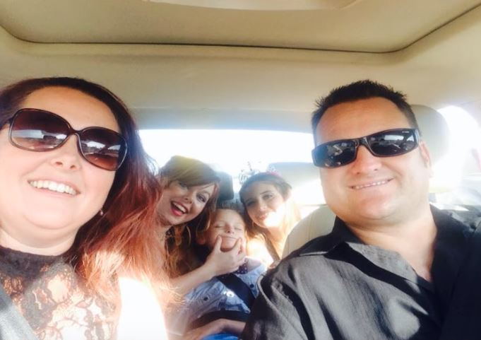 Makayla Phillips family, parents, and siblings
