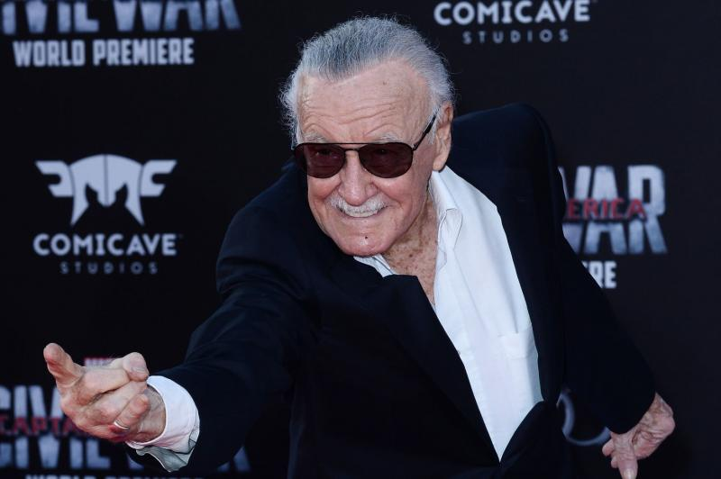 Stan Lee funeral, dead, age, daughter, cause of death