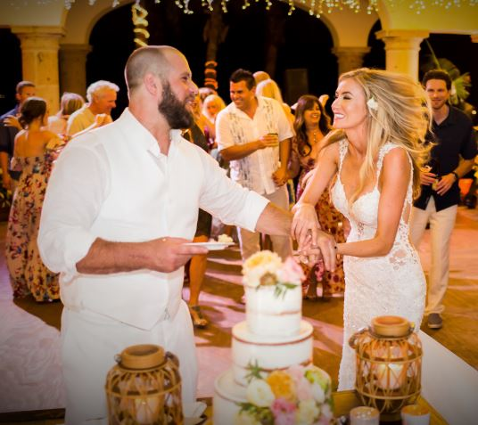 Jon Dorenbos wife, wedding, partner