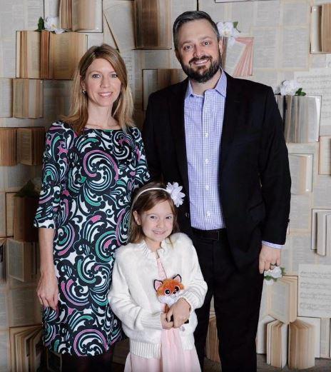 Nate Bargatze wife, daughter